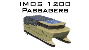 IMOS 1200 Passagers