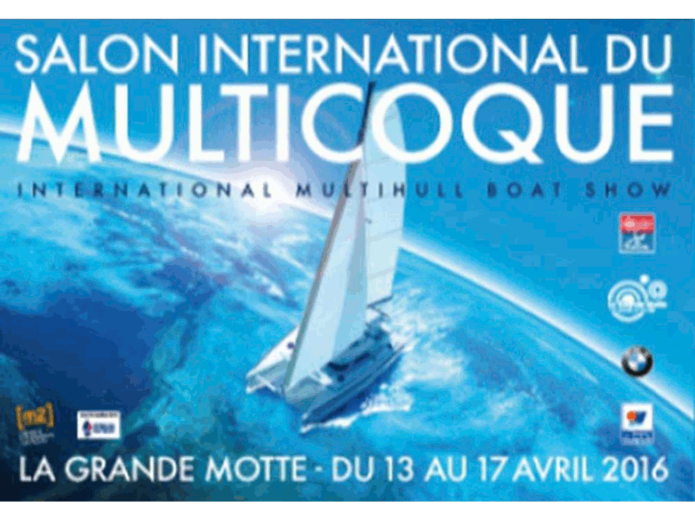 Salon International du Multicoque 2016