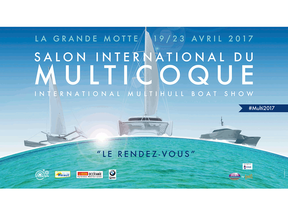 Salon International du Multicoque 2017