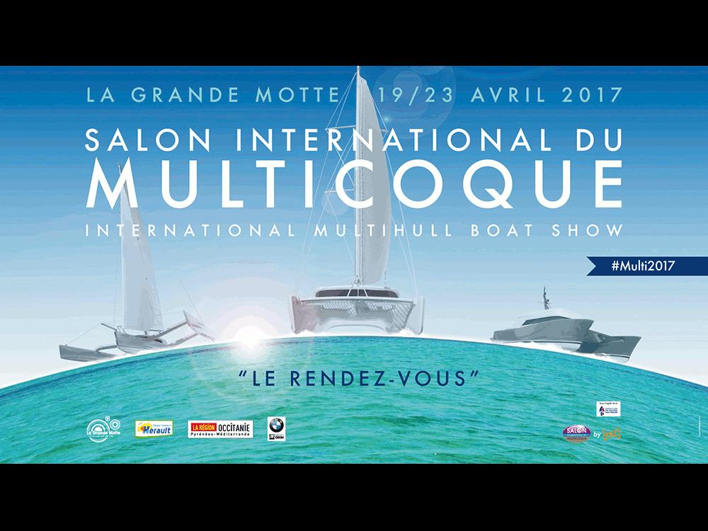 Multihull Boat Show 2017 | SB Yacht Design